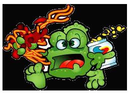 toxic junk food