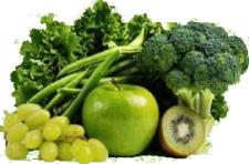 Green Vitamin K Foods