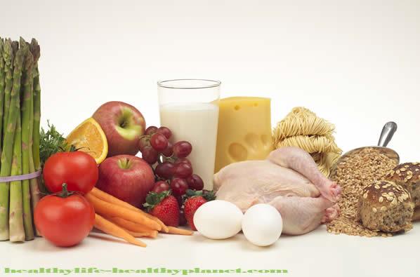 Natural, Organic Food