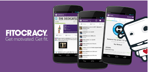 Fitocracy Health App