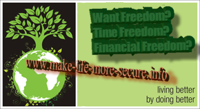 The Freedom Project - Time Freedom! Financial Freedom!