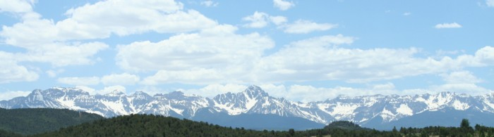 beautiful mountains - taken by Michael Tomberlin
