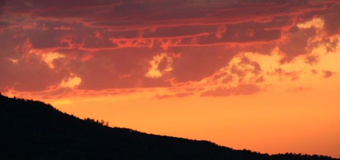 Sunset - Taken by Michael Tomberlin