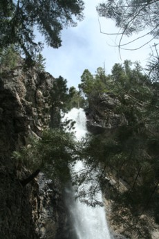 Waterfall - taken by Michael Tomberlin
