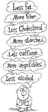 healthy thoughts - women's health