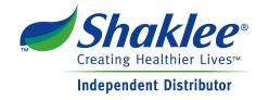Shaklee - Join Us
